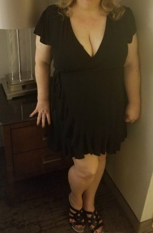Judicaele outcall escort in Carolina