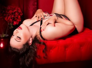 Ecrame live escort in Abbeville, free sex